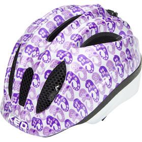 KED Meggy II Trend Helmet Kids Pearl Violett